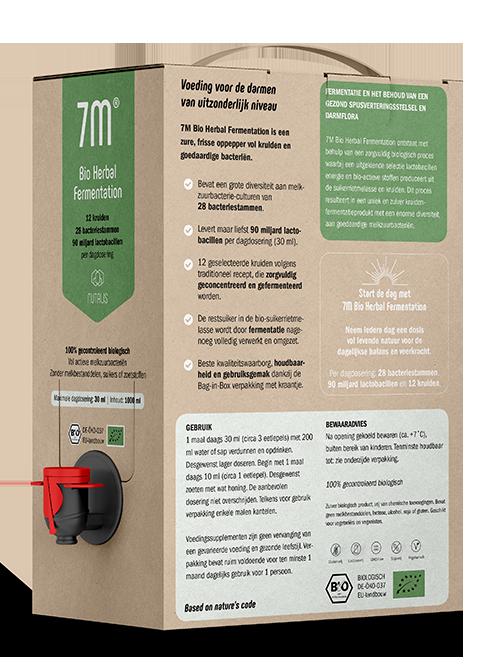7M Bio Herbal Fermentation